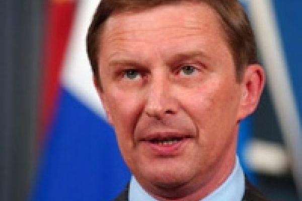Иванов вручит резидентам свидетельства