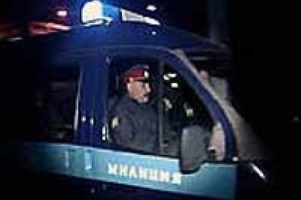 Бдительные соседи ночью нашли работу милиционерам
