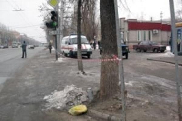 Улицу Гагарина на час перекрыли из-за разбитого термоса