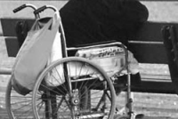 В елецком общественном транспорте не место инвалидам