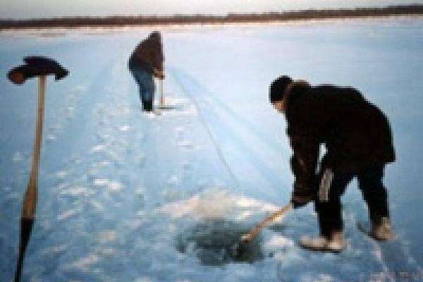 60 команд России продырявят лед в Матырском водохранилище