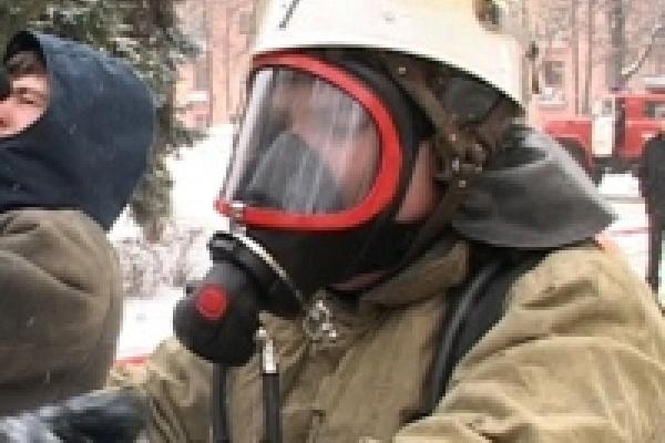 В Грязях эвакуировали целый подъезд