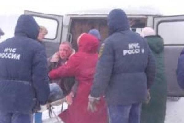 В аварии на трассе «Липецк-Хлевное» погибли люди