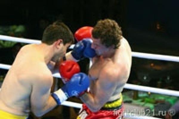 22 февраля в Липецке состоится чемпионский бой по кикбоксингу
