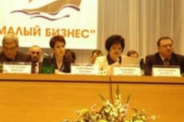 Власти Липецкой области пообщались с бизнесменами