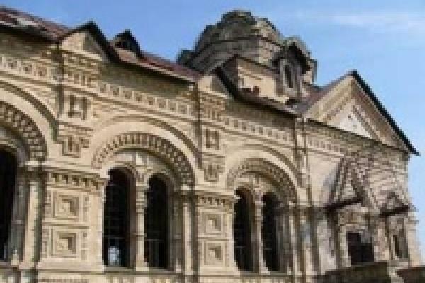В Липецкой области бизнесмен восстановит уникальный храм