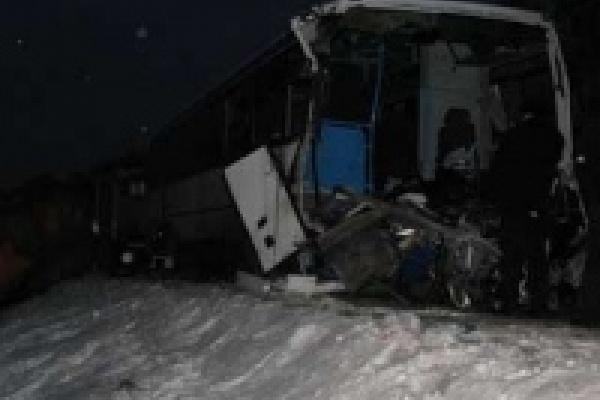 Подробности страшной аварии на трассе «Липецк-Хлевное»