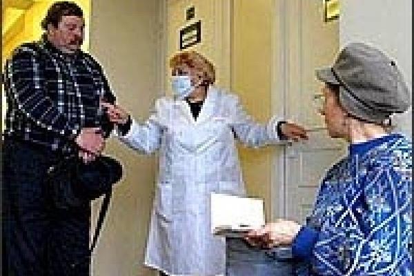 В Лев-Толстовском районе заболеваемость ОРВИ достигла порогового уровня