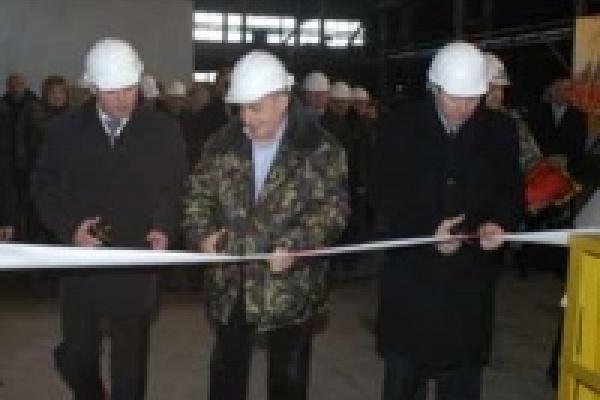 «Свободный Сокол» открыл новое производство