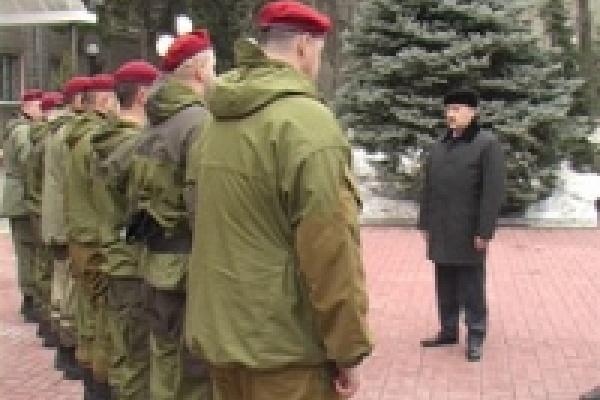 Спецназ вернулся в Липецк