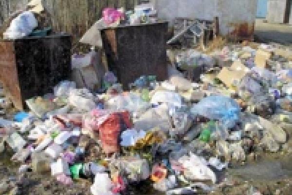 «ЭкоПром-Липецк» возит непереработанный мусор на «Венеру»