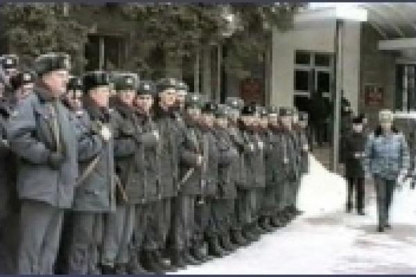 Липецкие милиционеры будут охранять осетино-ингушскую границу