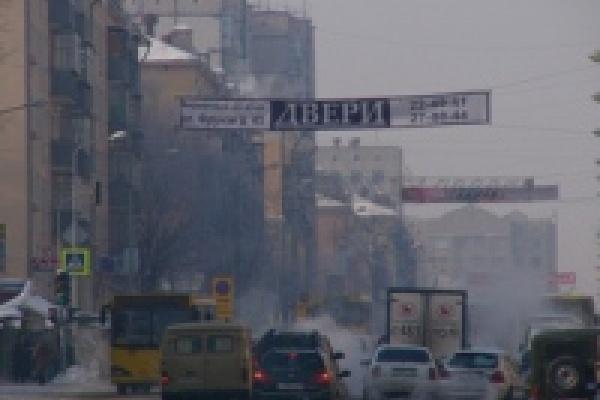 В Липецке дороги признаны безопасными