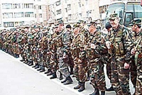 Липецкий спецназ охранял в Ханкале выборы