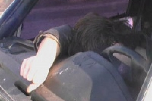 Водитель и пассажир «семерки» погибли на месте