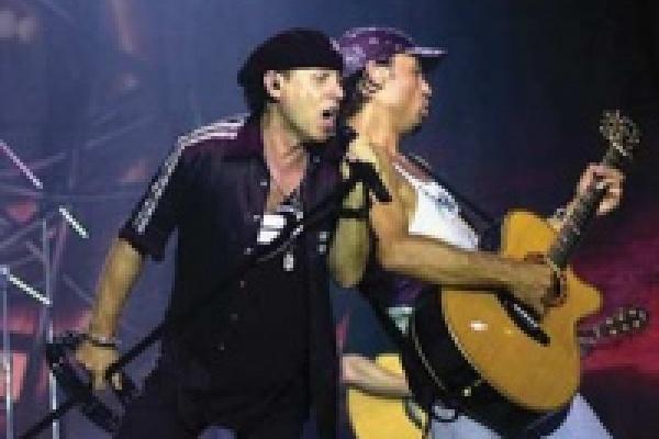 «Scorpions» будут жить на турбазе под Липецком