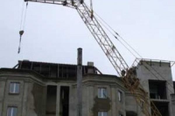В Липецке строят меньше, в Ельце больше