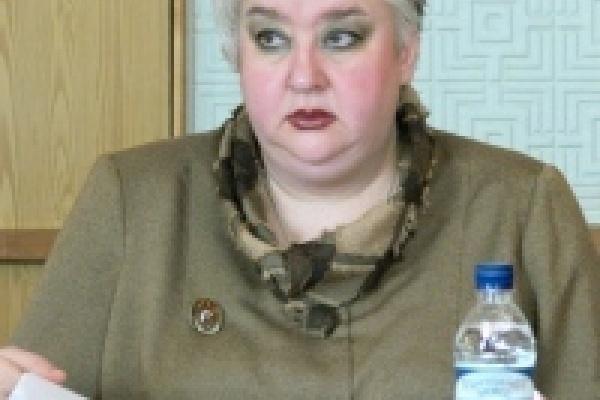 Лидер фракции КПРФ стала чиновником