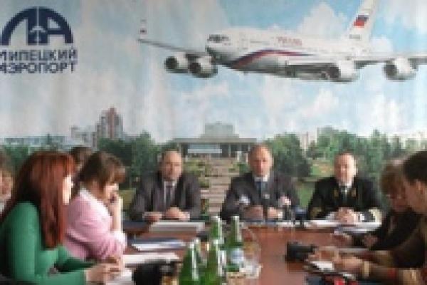 Аэропорт «Липецк» откроет международные рейсы уже в следующем году