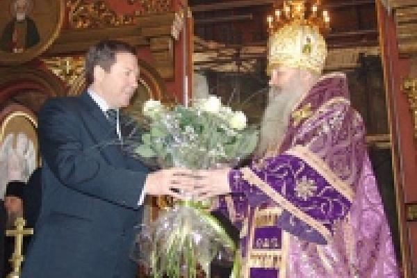 Пятилетие Липецкой и Елецкой епархии