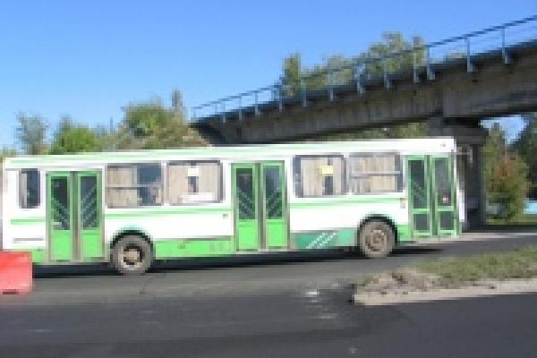 В Грязях муниципальный транспорт работает плохо