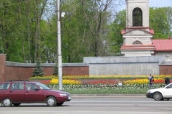 Движение на площади Героев в Липецке закроют