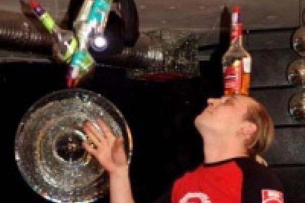 Лучший бармен Центральной России живет в Липецке
