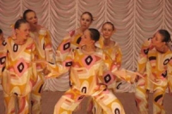 Танцоры из Липецка стали первыми