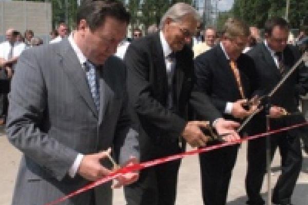В Липецке начал работать еще один завод