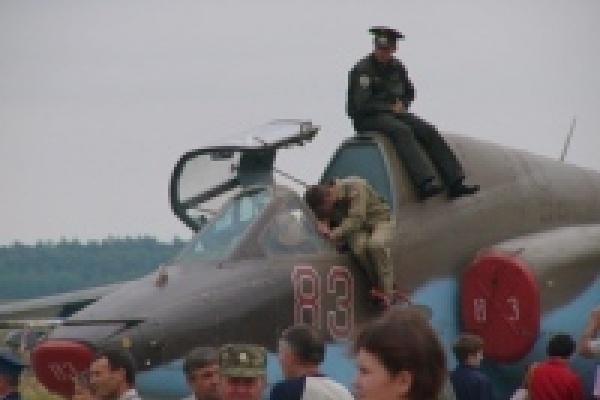 Военные летчики из Липецка покажут свое мастерство в Хабаровске