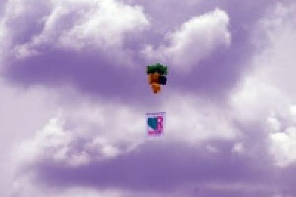 24 июня в Липецке в небо полетят голуби, шары, гирлянды и герб