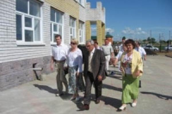 Детский сад в Сселках откроют в День города