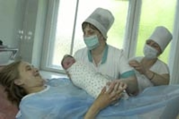 В Липецкой области растет рождаемость