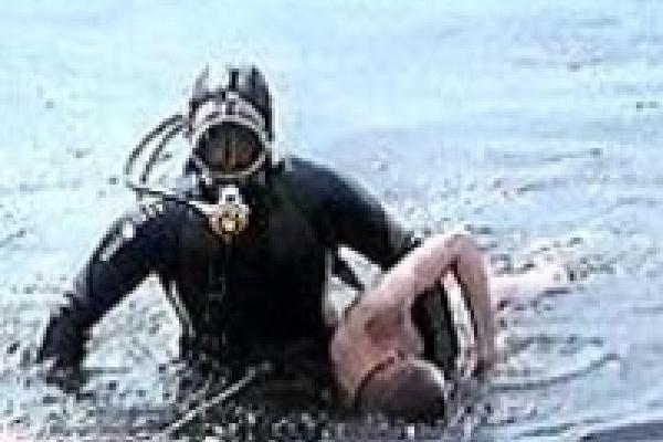 12-летний мальчик утонул в Кирпичном