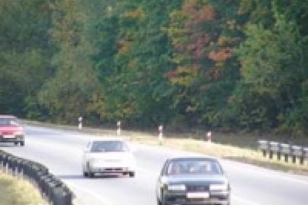 Забыли установить дорожные знаки...
