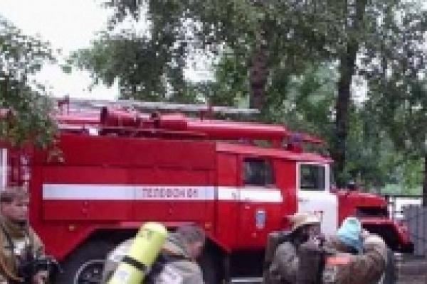В Липецкой области за выходные произошло 11 пожаров