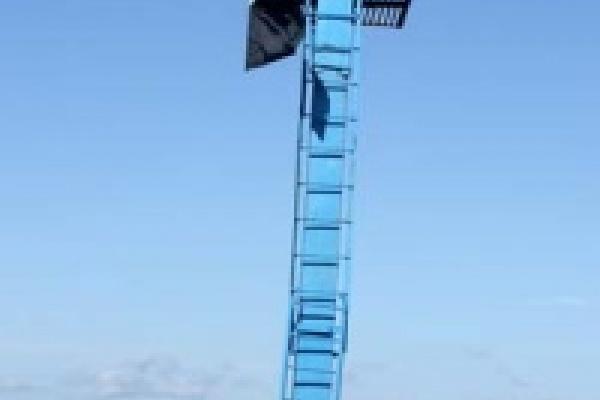 В Ельце открыли пляжи и применили оригинальную систему знаков для отдыхающих
