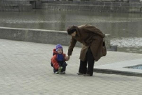 Здоровых детей становится больше