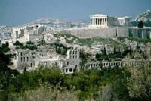 Нашествие «Казаков» на Грецию.