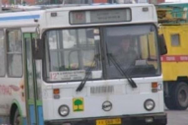Автобусный парк обновляется
