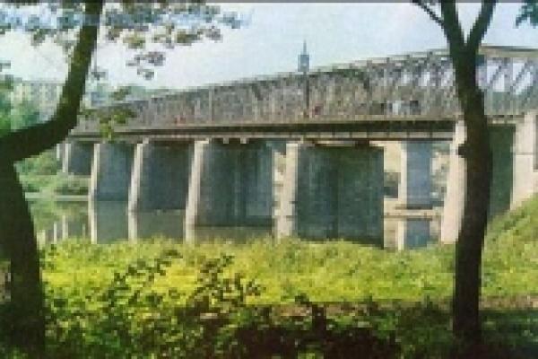Каракумовскому мосту уже 75 лет