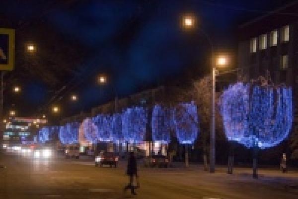 В Липецке появятся мобильные деревья