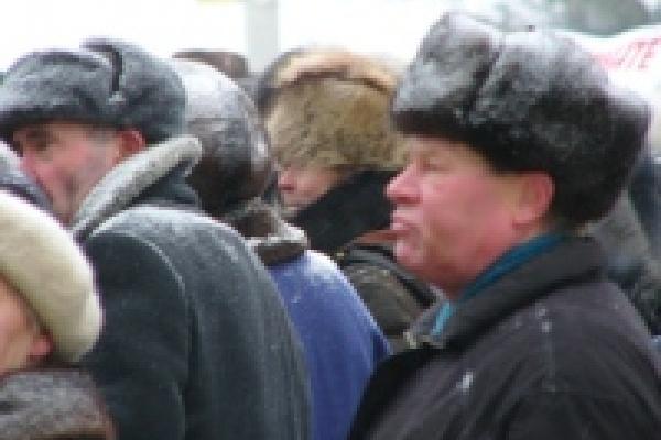 В Ельце бастует коллектив предприятия «ПроМеТеи»