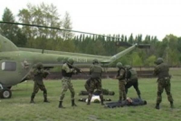 В Липецкой области прошли контртеррористические учения