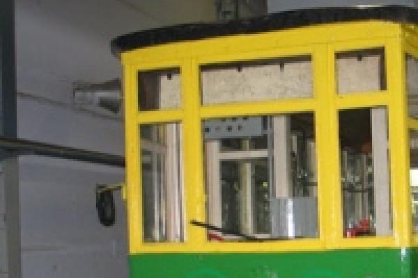 Трамвайное движение закроют