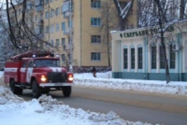 В Добринском районе Липецкой области сгорел ДК