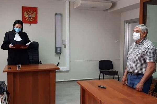 Покушение на крупное мошенничество обернулось для экс-главы липецкого УФСИН условным сроком