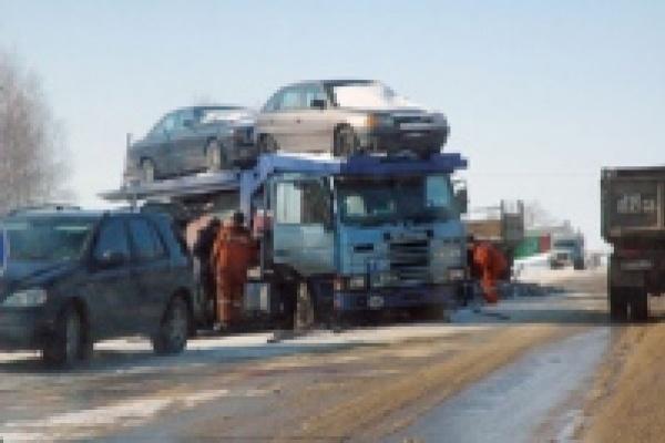 Страшное ЧП на трассе «Орел-Тамбов»