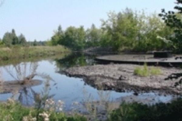 Городское управление экологии возьмет промышленные отходы под контроль