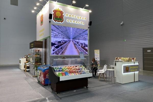 Продукты липецкого комбината «Лебедяньмолоко» завоевали 5 медалей на всероссийской агровыставке «Золотая осень»